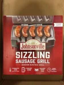 Johnsonville Sizzling Sausage Portable Grill
