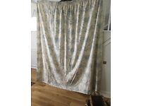 Lovely large Laura Ashley ready made curtains