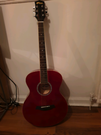 Tiger Acoustic Guitar (Never Used)