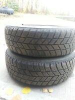 Winter tires 50%