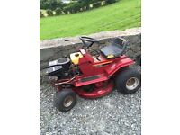 Murray ride on lawnmower , parts or repair