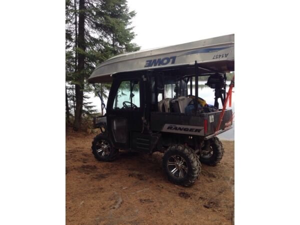 Used 2008 Polaris 700xp