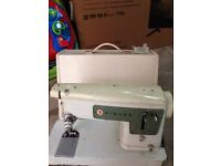 Broken singer sewing machine, spares or repair