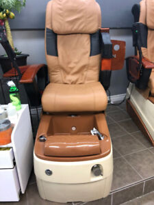 USED Salon Professional Pedicure Chairs in GREAT Condition