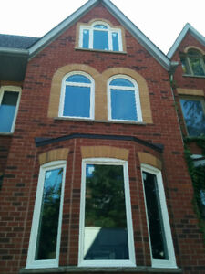 Window Hung Vinyl Sliding Casement  Energy saving