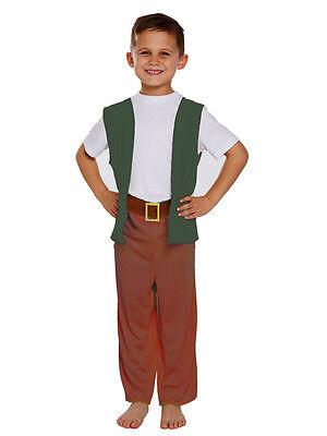 Child BFG Big Friendly Giant Fancy Dress Costume World Book Day Week Boys Kids