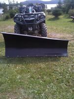 CANAM ATV SNOW PLOW FOR SALE