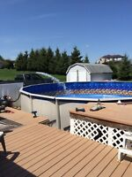 Pool/liner installation sales and service