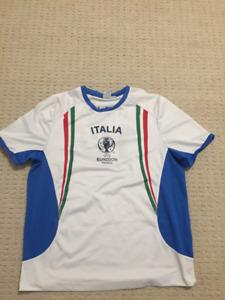 Soccer Tshirt Italy