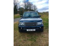 2007 Land Rover Range Rover Sport 2.7 HSE