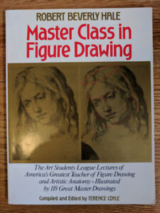 Master Class In Figure Drawing-Robert Beverly Hale,Terence Coyle