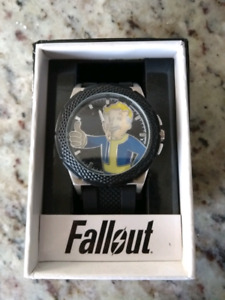Fallout 4 vault boy watch.  Never worn