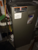 Furnace water heater & A/C upgrades!