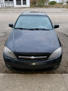 Chevy optra 5
