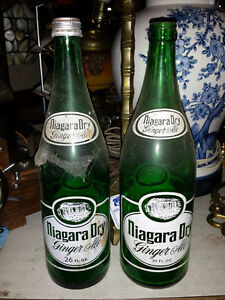 Wanted - Niagara Dry,26 oz. ACL,Screw Capped  Bottle