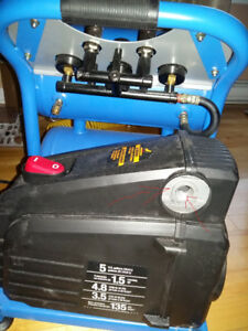 Compresseur d'air Mastercraft, 1,5 HP, 5 gal