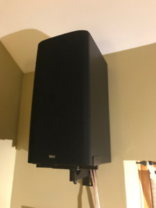 B&W DM602 S3 Speakers in Excellent Condition