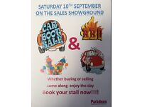 **WEMYSS BAY HOLIDAY PARK CAR BOOT SALE**
