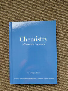 Chemistry A Molecular Approach Second Edition Ryerson Version