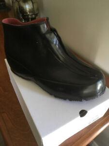 Couvre chaussure en caoutchouc