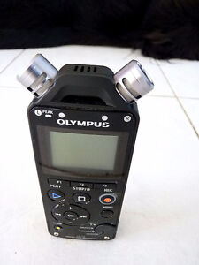 Olympus LS-14 Linear PCM Audio Recorder