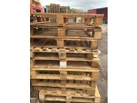 Pallets wanted cash paid