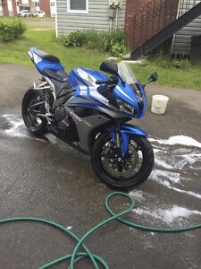 Clean 2007 Honda CBR600RR, With Add Ons