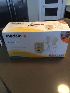 tire-lait medela freestyle double expression