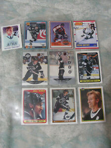 Assorted Wayne Gretzky Hockey Cards