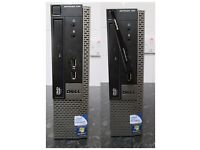★Space Saving Dell SFF Pc With Wide Range Wireless★
