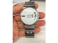 STORM Remi White w/ new battery (Men's Watch)
