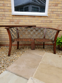 FREE GARDEN BENCH PROJECT