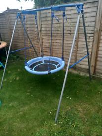 Children's nest swing /UFO swing