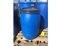 100 litre barrel