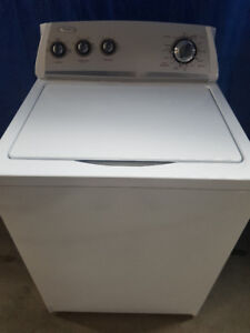 Whirlpool Washer Large Capacity Energy Star Rated