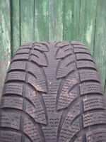 2 SAILUM ICE BLAZER 205 55 16 WINTER TIRES PNEUS HIVER 25.00$