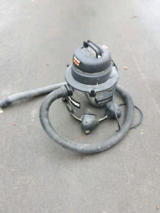 shop vac stainless steel