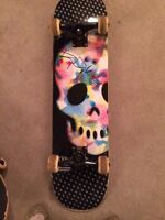 Skull Frog Skateboard by Alien Workshop