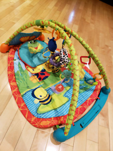 Baby Gym Activity Mat