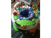 Fisher price sit in baby activity centre
