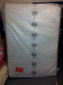 New 6ft superking luxury quilted mattress