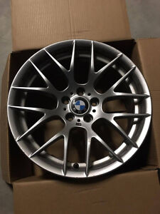 BMW M3 OEM STYLE 359 COMPETITION M3 WHEELS FOR E9X 3 SERIES 19""