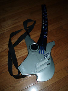 Rock N Roll Electric Guitar / Cymbal Stand Descant Recorders
