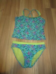 GIRLS TWO PIECE SWIM SUITS - $3.00 EACH
