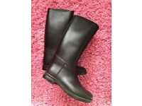 Child horse riding boots Size 12.5