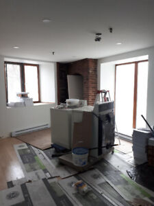 RENOVATED - Old Montreal Apartment - Vieux-MTL  1 bed /chambre