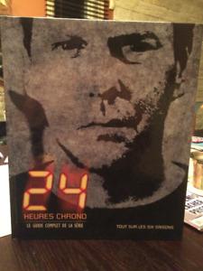 Livre  24 heures chrono