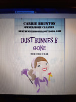 Dustbunniesbgone house cleaning