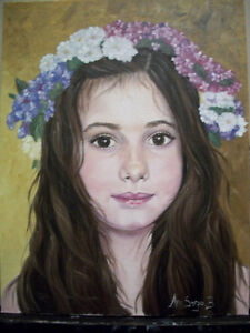 Oil Portraits At Your Request, For You Or A Loved One London Ontario image 3