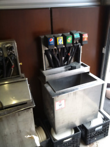 Pepsi in-counter Towers